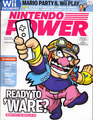 Wario magazine headline - wario-ware-smooth-moves photo