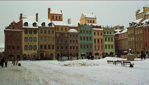 Warsaw, Poland's capital
