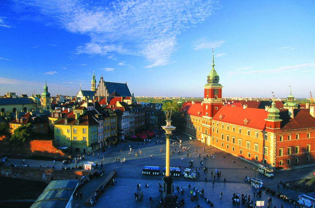 Warsaw Poland  City new picture : Warsaw, Poland's capital Europe Photo 585638 Fanpop