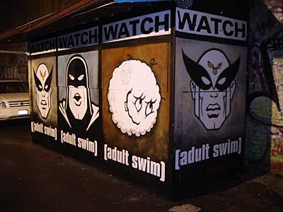 Watch Adult Swim