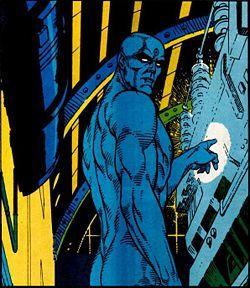 Watchmen: Dr. Manhattan
