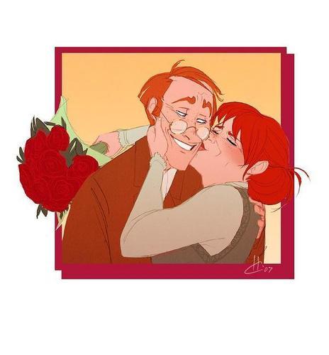 Weasleys Fan Art