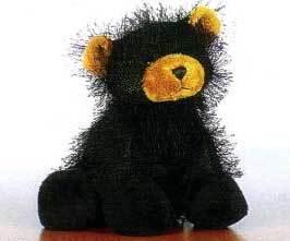 Webkinz Black くま, クマ