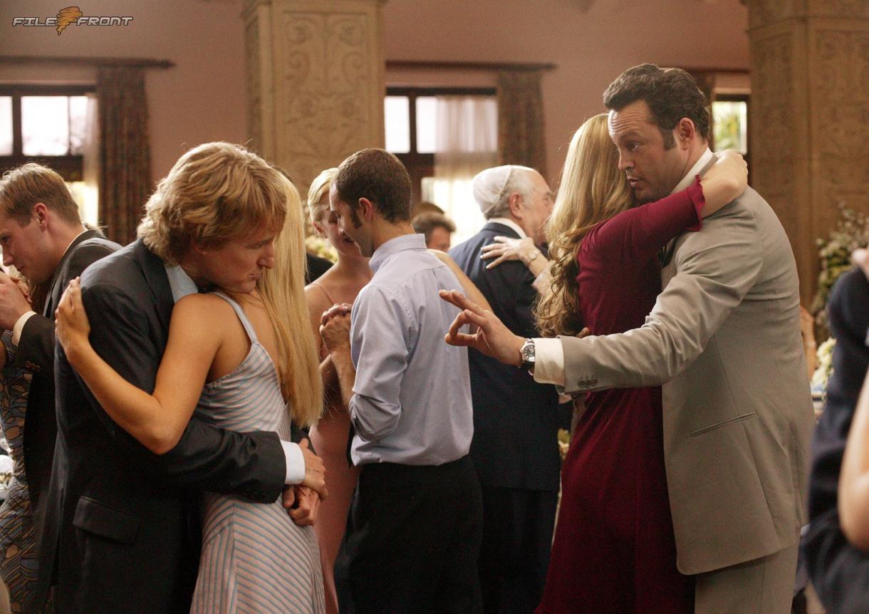 Crasher in Jane Nackt Seymour Hochzeit