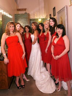 Lacey Chabert Wedding.Wedding Party Lacey Chabert Photo 503512 Fanpop