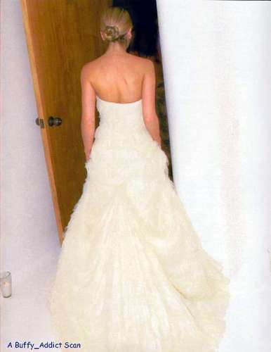 Wedding - sarah-michelle-gellar Photo
