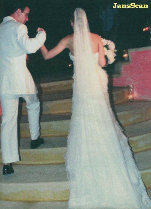wedding sarah michelle gellar photo 341315 fanpop