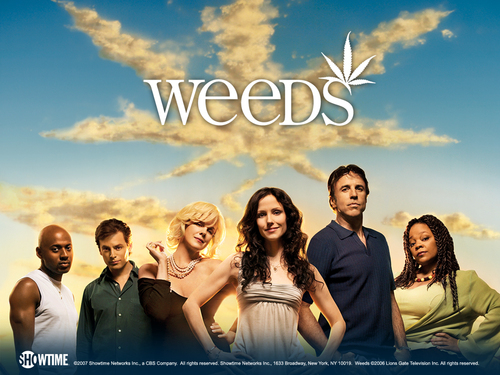 Weeds wallpaper called Weeds