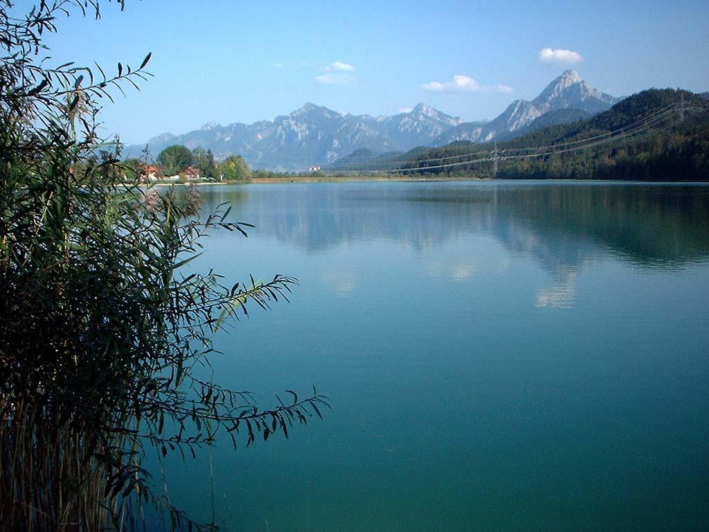 Weissensee Austria  city photos gallery : Weissensee austria 615580 1024 768