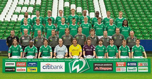 Werder Bremen Team