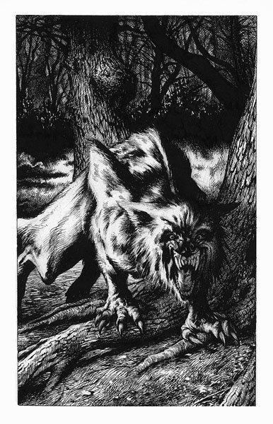 Волколаки