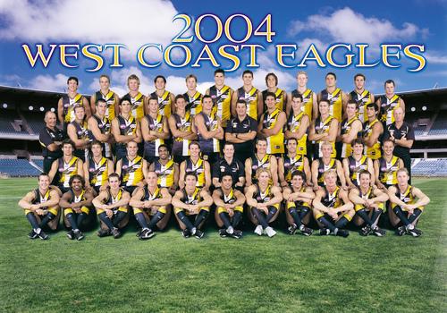 West Coast Eagles 2004