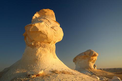 Egypt achtergrond called White Desert