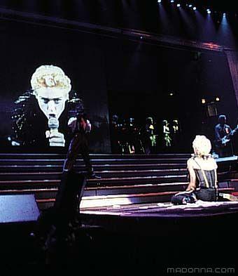 Who's That Girl Tour 1987