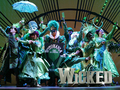 Wicked: The Musical - wicked wallpaper