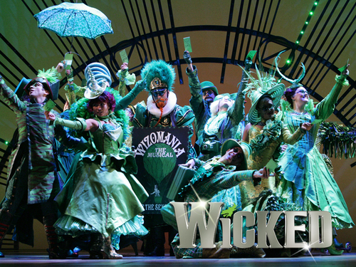 Wicked wallpaper called Wicked: The Musical
