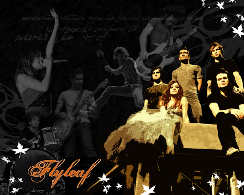 Flyleaf wallpaper called Wicked