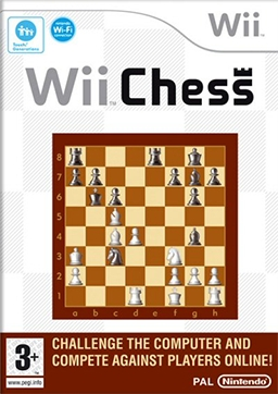 Nintendo Wii wallpaper called Wii Chess