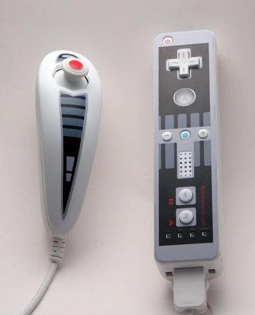 Wii-Mote Skin