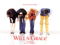 Will & Grace Finale Bow