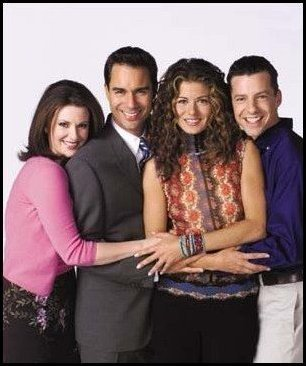 Will & Grace cast - will-and-grace Photo