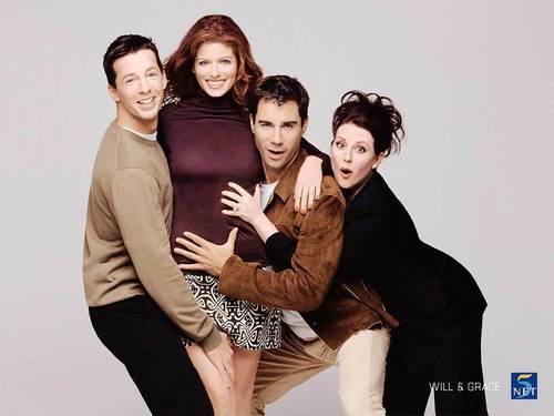 Will & Grace wallpaper entitled Will & Grace