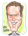 Will Ferrell Caricature - will-ferrell fan art