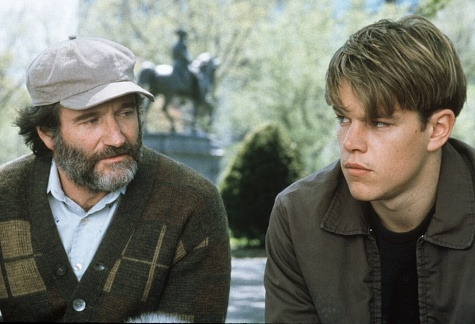 Will Hunting and Sean McGuire