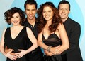 Will and Grace-The cast - will-and-grace photo