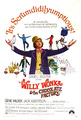 Willy Wonka Poster - roald-dahl photo