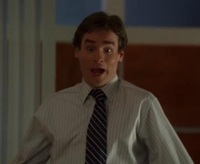 Wilson: Shocked!