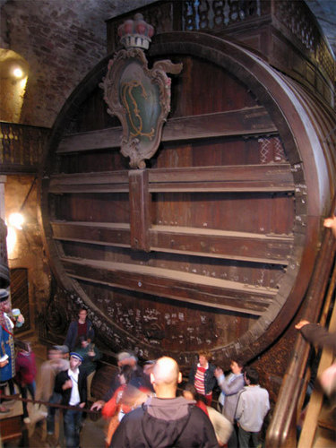 Wine Cask - Heidelberg - castles Photo
