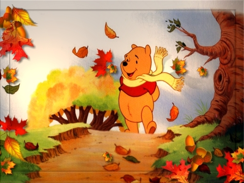 Disney achtergrond titled Winnie The Pooh