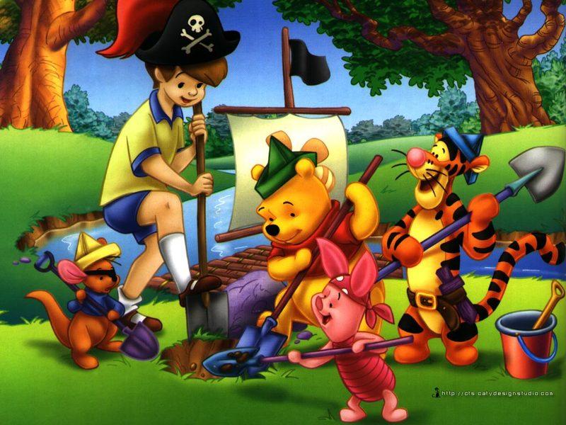 wallpaper cartoon pooh. wallpaper cartoon pooh.