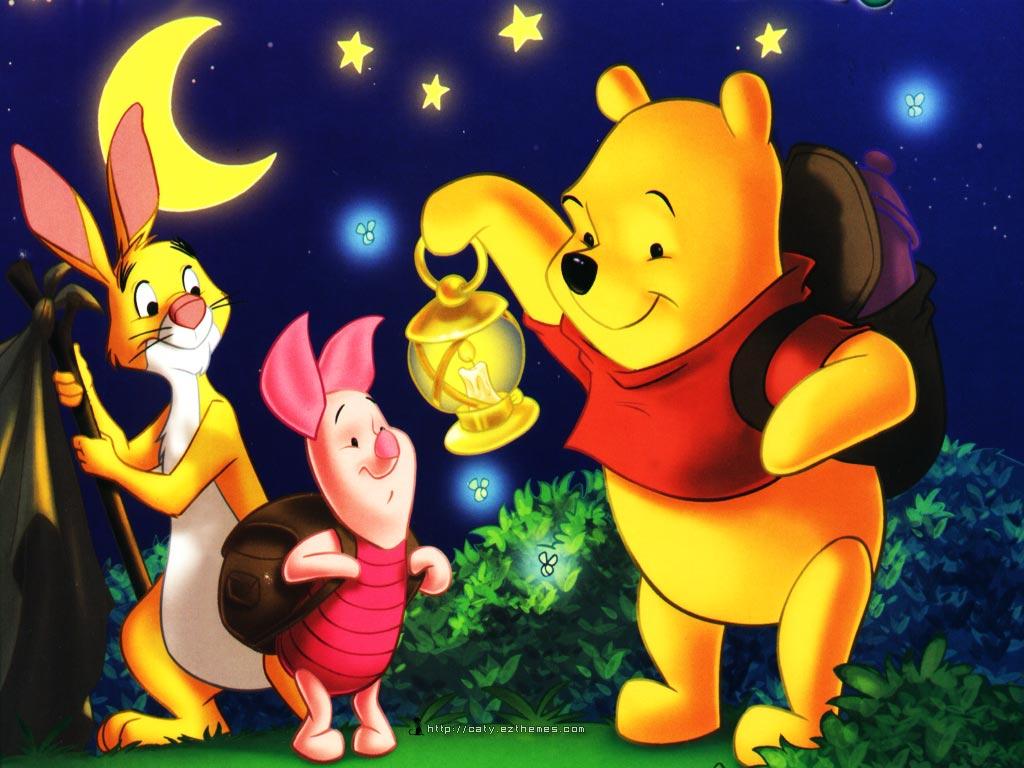 Winnie The Pooh Cartoon Disney
