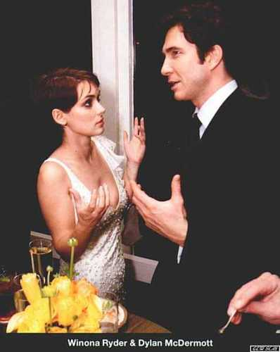 Winona & Dylan McDermott