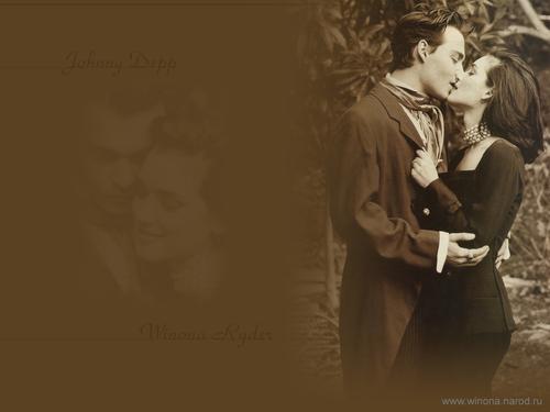Winona & Johnny Depp