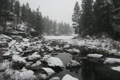 Post Falls, ID (Spokane River)