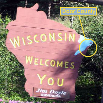Wisconsin Welcomes You!