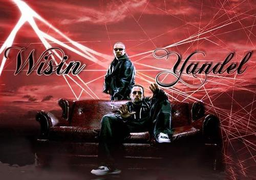 Wisin y Yandel 바탕화면 entitled Wisin y Yandel