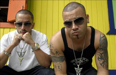 Wisin y Yandel wallpaper entitled Wisin y Yandel