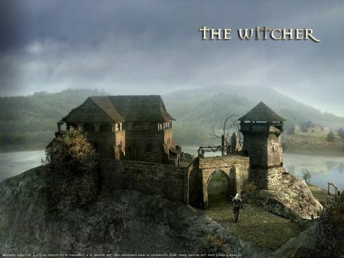 Witcher larawan