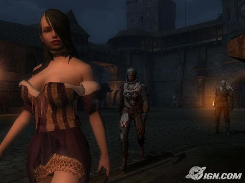 Witcher screenshots