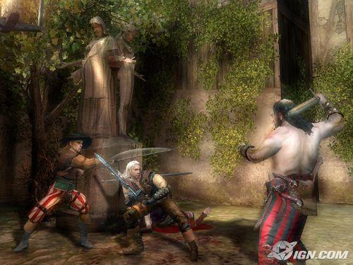 Witcher screenshots