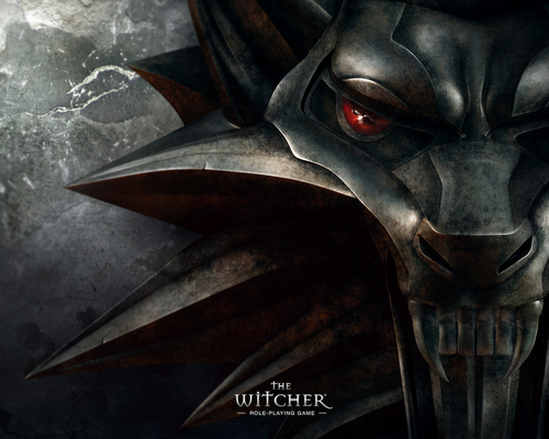 Witcher mga wolpeyper