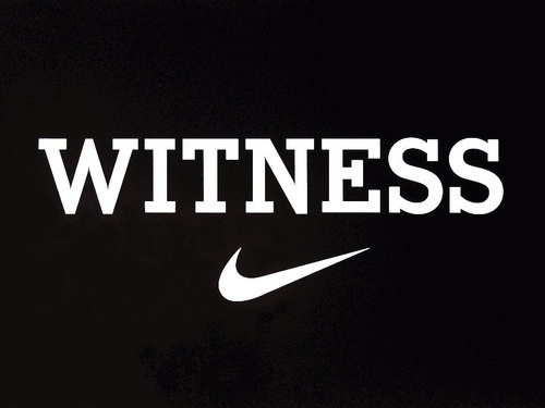 LeBron James wallpaper titled Witness