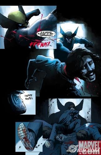 Wolverine Annual #1 预览