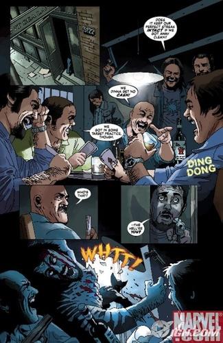 Wolverine Annual #1 voorbeeld