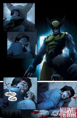 Wolverine Annual #1 prévisualiser