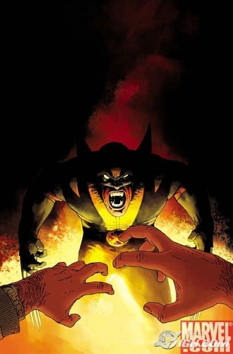 Wolverine Annual #1 Preview